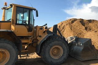 Salg og levering af alle typer sand
